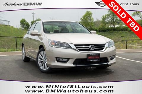 2013 Honda Accord for sale in Saint Louis, MO