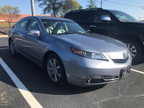 2012 Acura TL for sale in Saint Louis, MO
