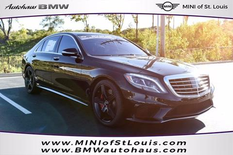 2014 Mercedes-Benz S-Class for sale in Saint Louis, MO