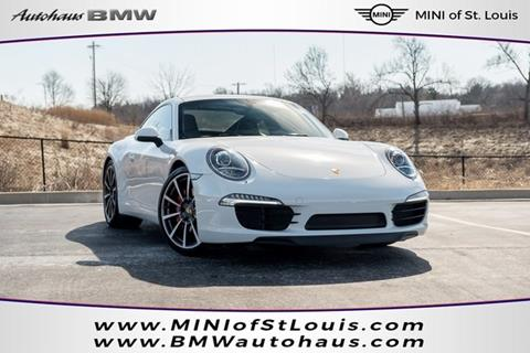 2012 Porsche 911 for sale in Saint Louis, MO