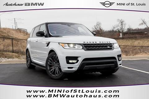2017 Land Rover Range Rover Sport for sale in Saint Louis, MO