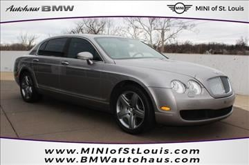 2006 Bentley Continental Flying Spur for sale in Saint Louis, MO