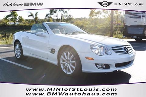 2008 Mercedes-Benz SL-Class for sale in Saint Louis, MO