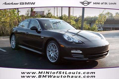 2010 Porsche Panamera for sale in Saint Louis, MO