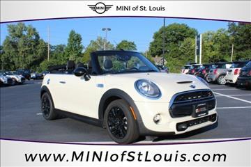 2017 MINI Convertible for sale in Saint Louis, MO