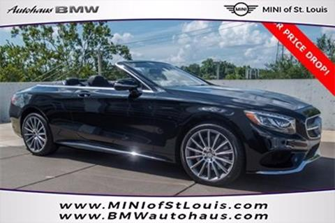 2017 Mercedes-Benz S-Class for sale in Saint Louis, MO
