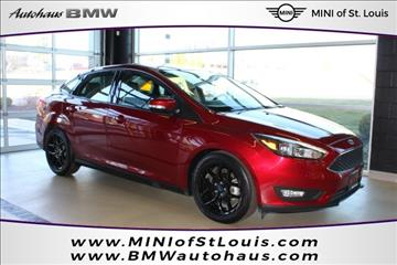 Ford Focus For Sale Saint Louis Mo