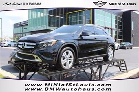 2016 Mercedes-Benz GLA for sale in Saint Louis, MO