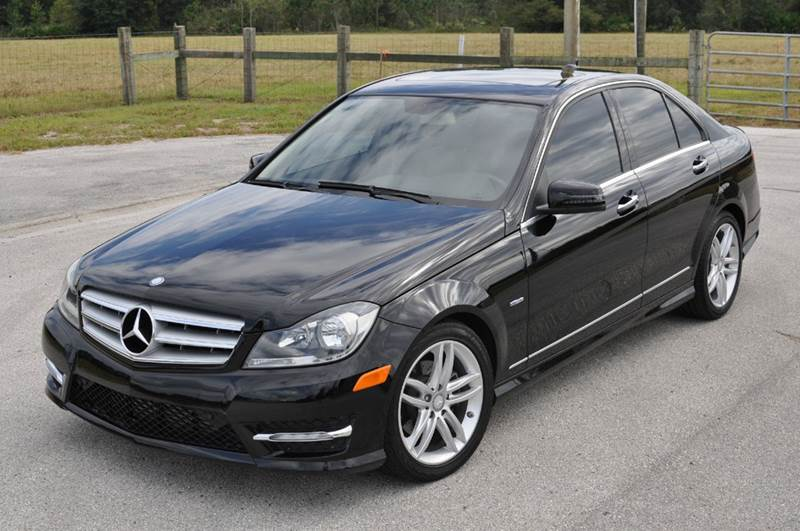 Mercedes benz c class for sale in jacksonville fl for Mercedes benz sanford fl