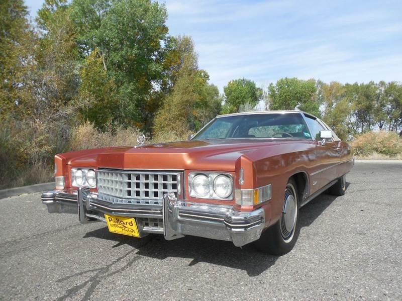 Cadillac eldorado for sale in oklahoma city ok for Montrose motors montrose pa
