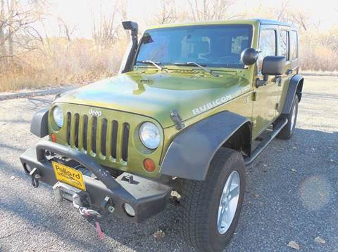 2007 Jeep Wrangler Unlimited for sale in Montrose, CO