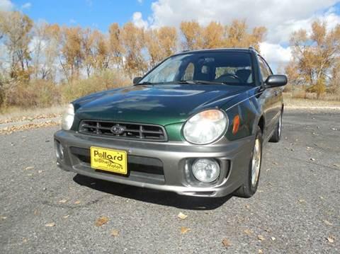 2003 Subaru Impreza for sale in Montrose, CO