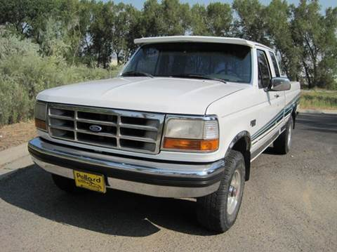 1993 Ford F-150 For Sale - Carsforsale.com®