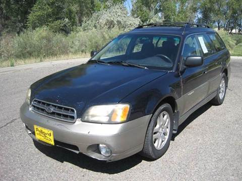 2001 Subaru Outback for sale in Montrose, CO