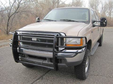 1999 Ford F-350 Super Duty for sale in Montrose, CO
