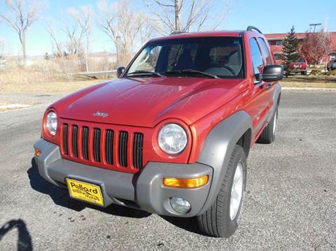 2002 Jeep Liberty for sale in Montrose, CO