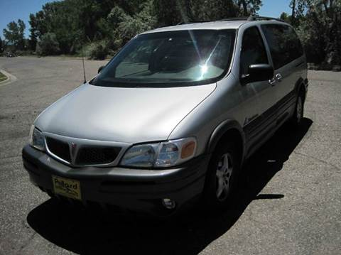 2003 Pontiac Montana for sale in Montrose, CO