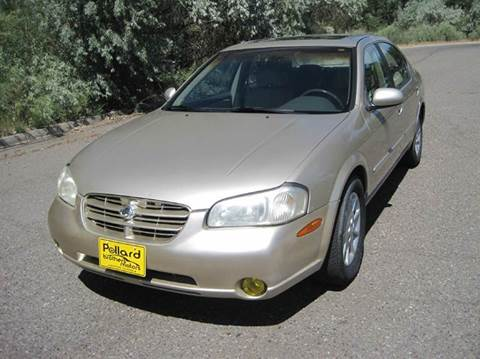 2000 Nissan Maxima for sale in Montrose, CO