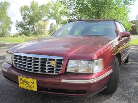 Pollard Used Cars >> Cadillac Used Cars For Sale Montrose Pollard Brothers Motors