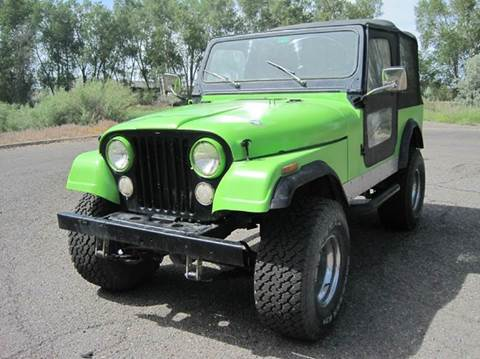 1979 Jeep CJ-7 for sale in Montrose, CO