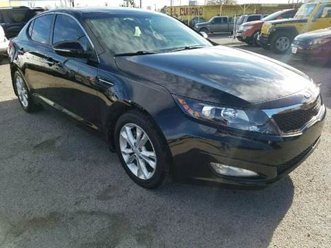 2013 Kia Optima for sale in El Paso, TX