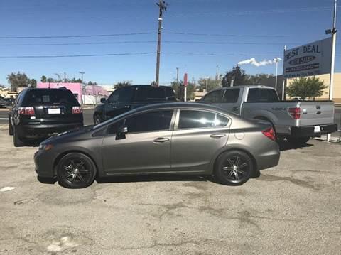 2012 Honda Civic for sale in El Paso, TX