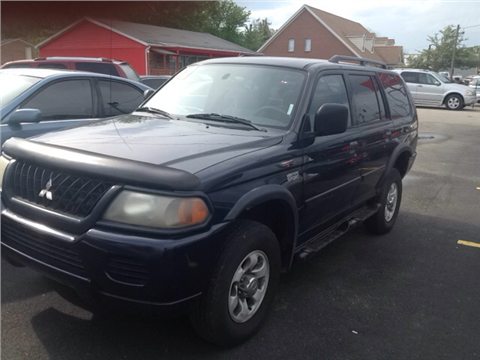 2002 Mitsubishi Montero Sport for sale in Louisville, KY