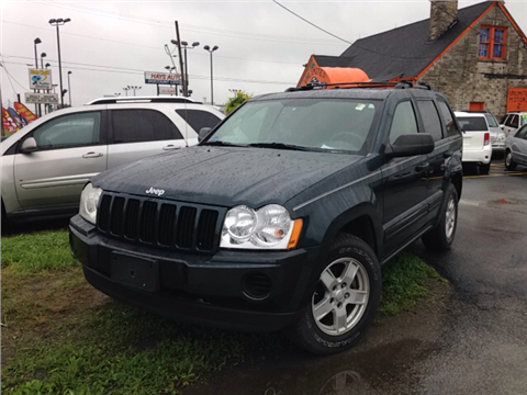 2005 Jeep Grand Cherokee for sale in Louisville, KY