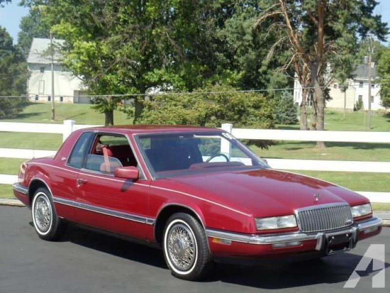 1992 Buick Riviera For Sale Carsforsale Com