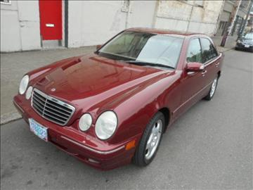 2002 Mercedes-Benz E-Class for sale in Portland, OR