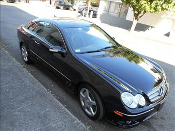 2009 Mercedes-Benz CLK for sale in Portland, OR