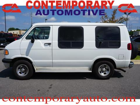 1996 Dodge Ram Van for sale in Tuscaloosa, AL