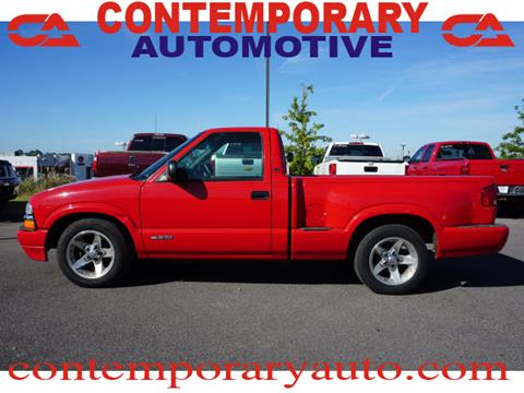 2001 Chevrolet S-10 for sale in Tuscaloosa, AL