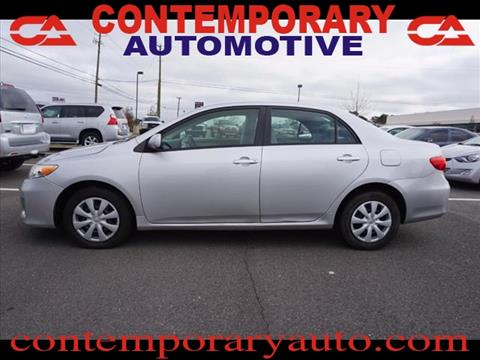 2011 Toyota Corolla for sale in Tuscaloosa, AL