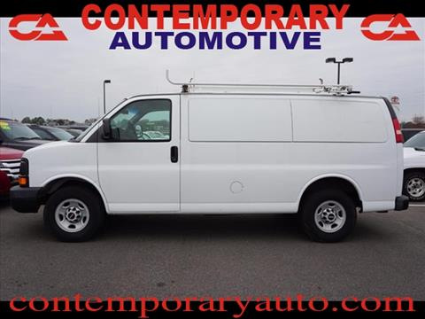 2007 GMC Savana Cargo for sale in Tuscaloosa, AL