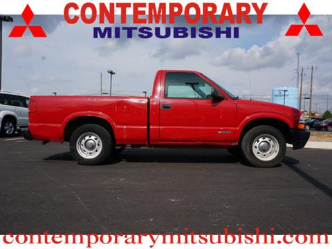 1998 Chevrolet S-10 for sale in Tuscaloosa, AL