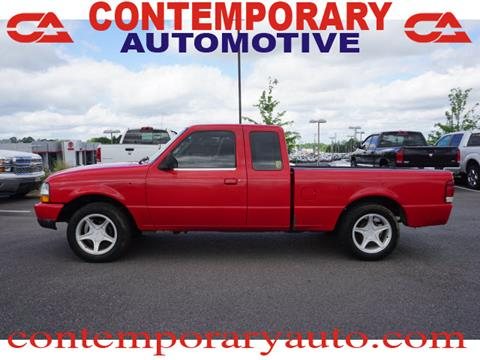 2000 Ford Ranger for sale in Tuscaloosa, AL