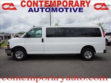 2017 Chevrolet Express Passenger for sale in Tuscaloosa, AL