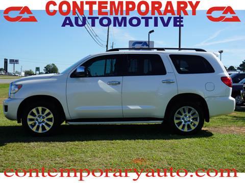 2014 Toyota Sequoia for sale in Tuscaloosa, AL
