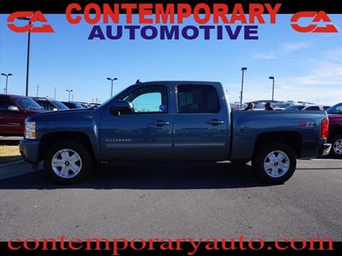 2012 Chevrolet Silverado 1500 for sale in Tuscaloosa, AL