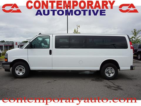 2017 Chevrolet Express Passenger For Sale In Tuscaloosa AL