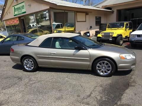 2004 Chrysler Sebring for sale in Neptune, NJ