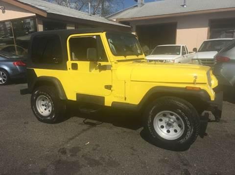1994 Jeep Wrangler for sale in Neptune, NJ