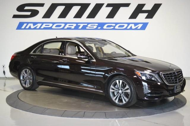 2015 mercedes benz s class awd s550 4matic 4dr sedan in for Mercedes benz memphis tennessee