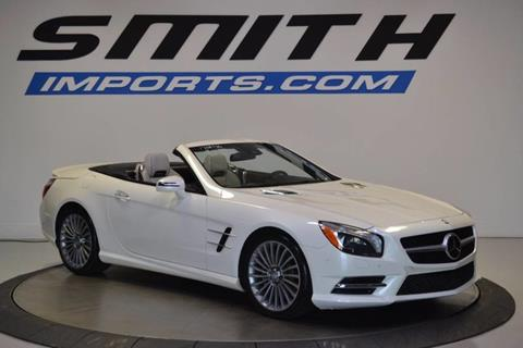 2013 Mercedes-Benz SL-Class for sale in Memphis, TN