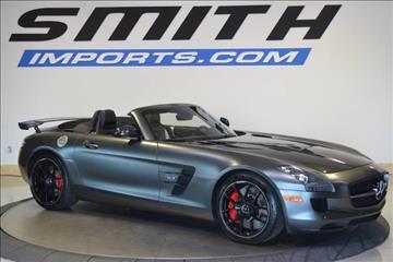 2015 Mercedes-Benz SLS AMG for sale in Memphis, TN