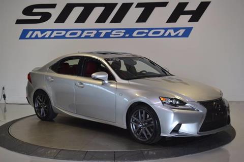 2015 Lexus IS 350 for sale in Memphis, TN