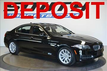 2014 BMW 5 Series for sale in Memphis, TN