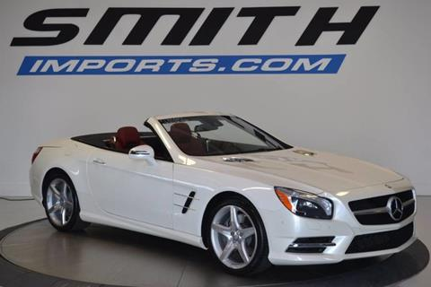 2014 Mercedes-Benz SL-Class for sale in Memphis, TN