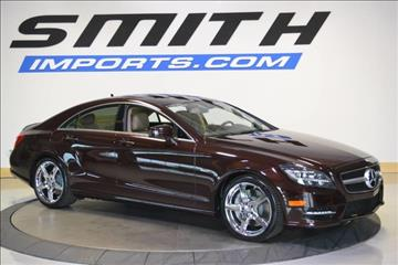 2012 Mercedes-Benz CLS for sale in Memphis, TN